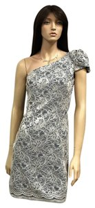 A.B.S. by Allen Schwartz Abs Lace Rosette Dress