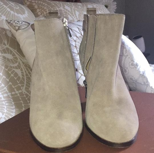 Coach Grey Boots Image 1