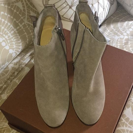 Coach Grey Boots Image 2