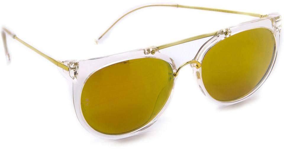 b5a93c27eb822 WONDERLAND Clear   Gold Women s Stateline Clear Gold One Size ...