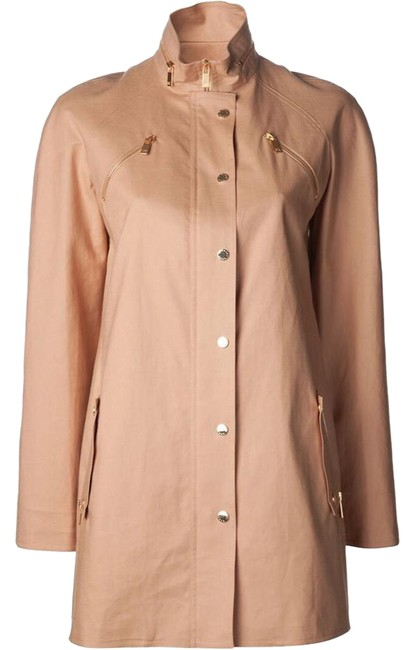 Preload https://img-static.tradesy.com/item/21378471/michael-kors-tan-balmaccan-jacket-size-4-s-0-3-650-650.jpg