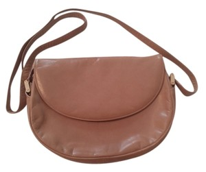 Charles Jourdan Vintage Leather Shoulder Bag