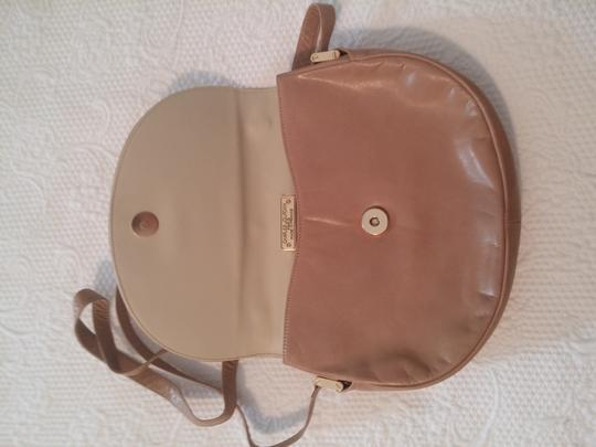 Charles Jourdan Vintage Leather Made In France Shoulder Bag