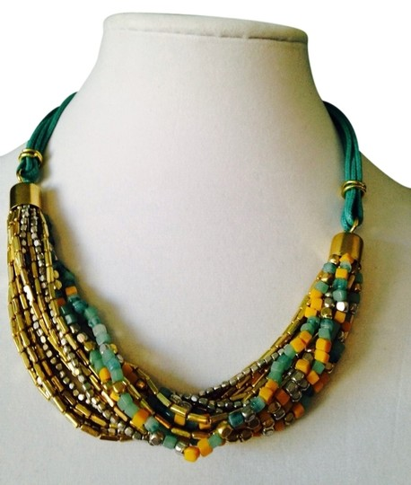 Preload https://item2.tradesy.com/images/kenneth-cole-turquoiseyellowsilvergold-gold-tone-mixed-bead-necklace-only-matching-pieces-seperately-2137891-0-0.jpg?width=440&height=440
