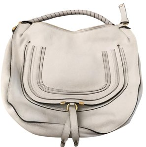 543e7e071259 White Chloé Hobo Bags - Up to 90% off at Tradesy