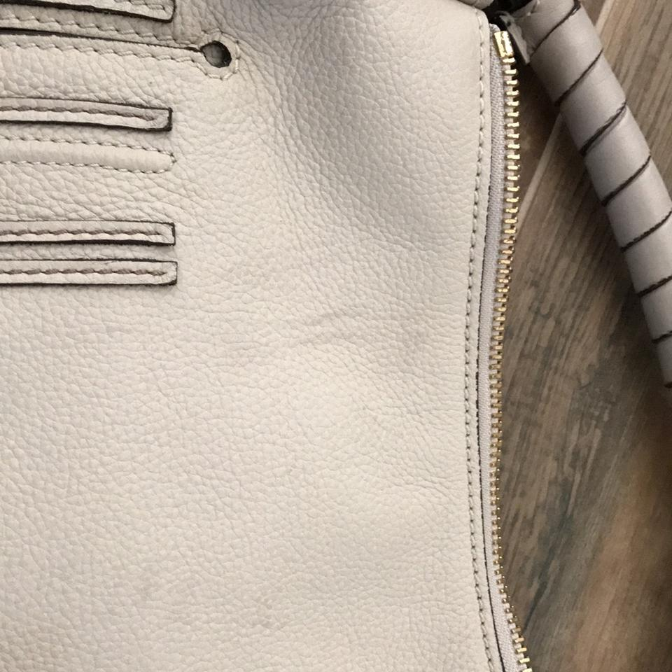 Off Leather white Hobo Marcie Bag Chloé 5UFfwf