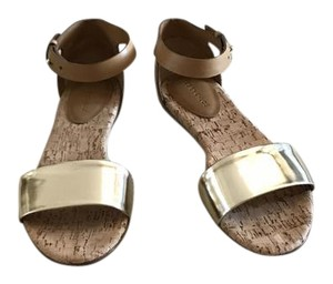 See by Chloé specchio and Gold Sandals