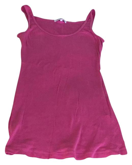 Preload https://img-static.tradesy.com/item/21379279/james-perse-pink-cotton-tank-topcami-size-6-s-0-8-650-650.jpg