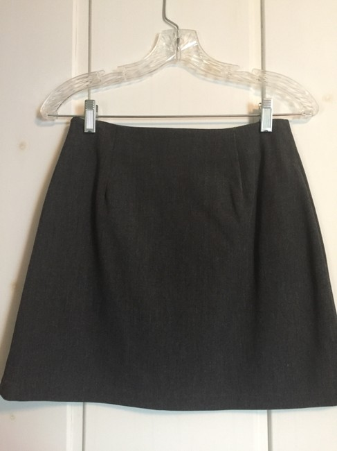 The Limited Mini Stretch Skirt gray Image 1