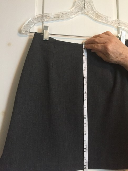 The Limited Mini Stretch Skirt gray Image 2
