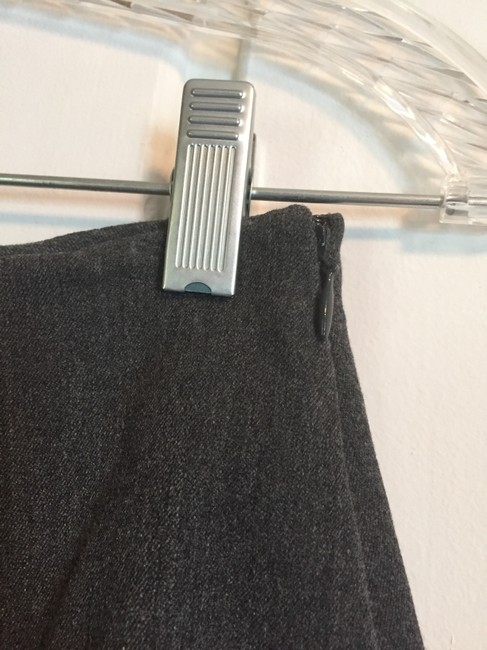 The Limited Mini Stretch Skirt gray Image 3