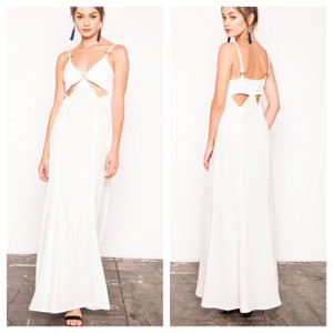 white Maxi Dress by Stone Cold Fox
