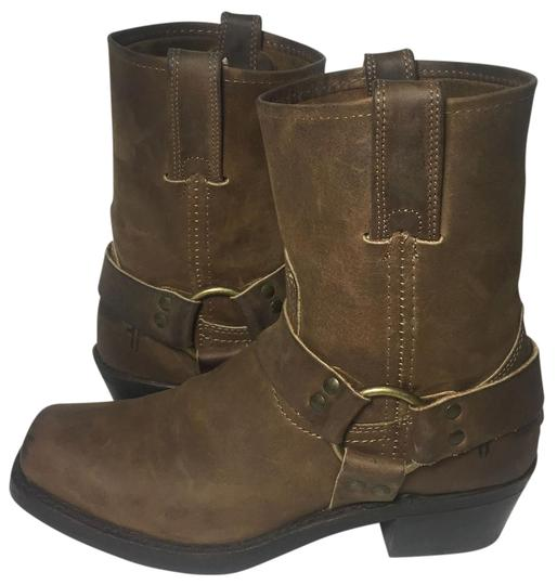 Preload https://img-static.tradesy.com/item/21379471/frye-brown-77455-harness-8-r-leather-pull-on-motorcycle-bootsbooties-size-us-75-regular-m-b-0-1-540-540.jpg