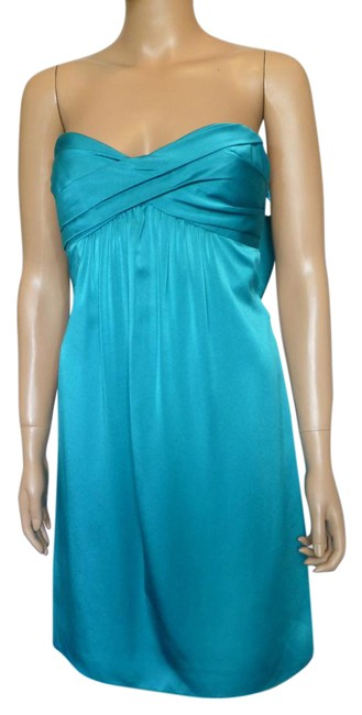 Preload https://img-static.tradesy.com/item/21379687/bcbgmaxazria-blue-new-strapless-bow-short-cocktail-dress-size-6-s-0-4-650-650.jpg