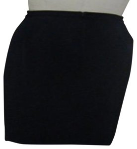 Norton McNaughton Skirt navy blue