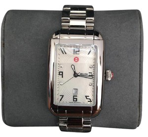 Michele NWT Milou Park Mother of Pearl watch