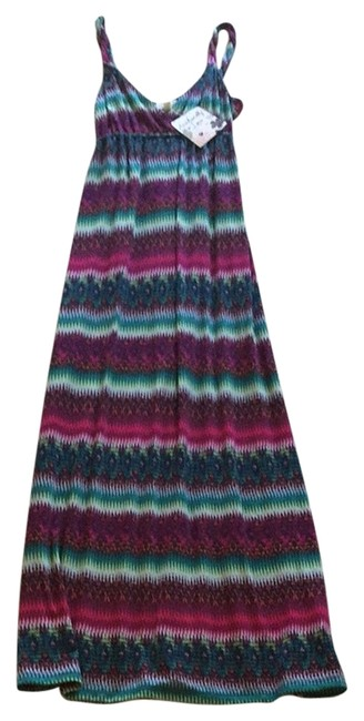 Multi Maxi Dress by Accidentally In Love