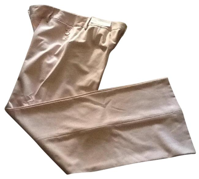 Item - Nude Flare Leg Stretch Pants Size 6 (S, 28)
