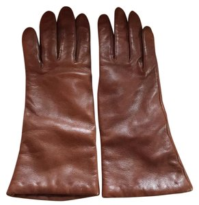 Isotoner brown leather