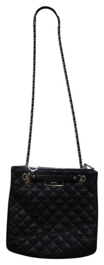 DKNY Shoulder Quilted Leather Cross Body Bag Image 2