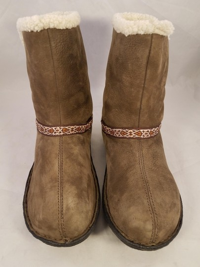 Keen Woman Brown Boots Image 1