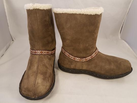 Keen Woman Brown Boots Image 2