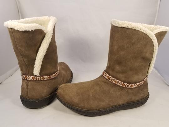 Keen Woman Brown Boots Image 3