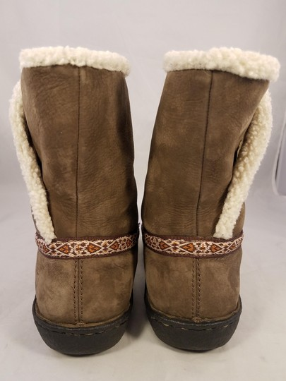 Keen Woman Brown Boots Image 4