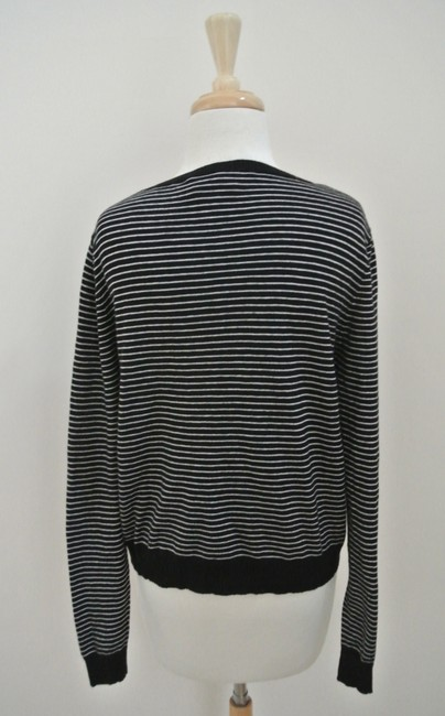 Other Nautical Striped Cotton Cashmere Sweater