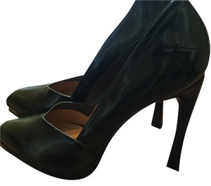 CoSTUME NATIONAL Green Pumps