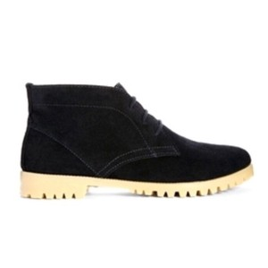 ASOS Navy Boots
