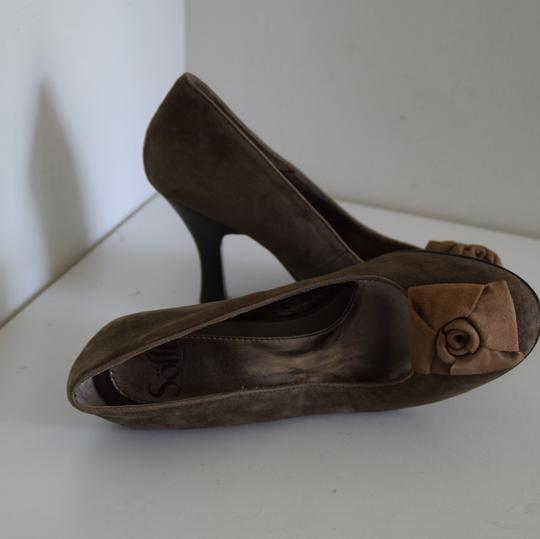 Söfft taupe Pumps Image 3