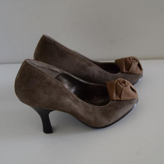 Söfft taupe Pumps Image 9