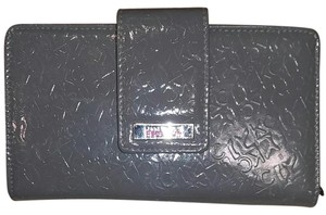 Kenneth Cole Reaction Snap Wallet with mirror