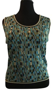 Zac Posen Top Multi