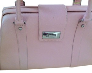 Rafe Satchel in Light Pink