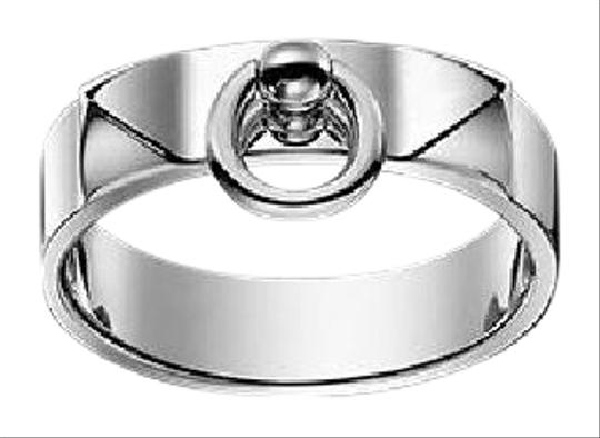Preload https://img-static.tradesy.com/item/21381415/hermes-silver-ring-collier-de-chien-cdc-size-52-us-6-ring-0-1-540-540.jpg