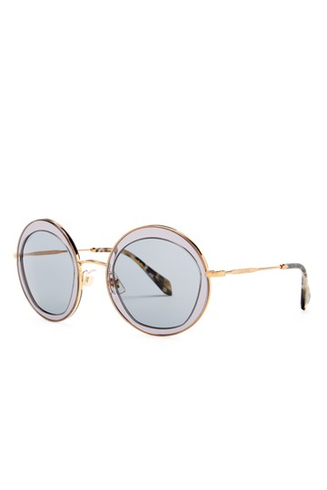 Preload https://img-static.tradesy.com/item/21381489/miu-miu-lite-grey-women-s-round-plastic-and-metal-frame-sunglasses-0-0-540-540.jpg