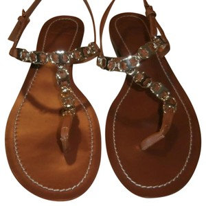 Tory Burch Almond Sandals