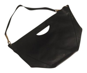 Céline Tote Clutch Lambskin Shoulder Bag
