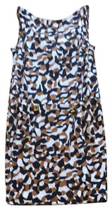 Diane von Furstenberg short dress Camo leopard Ginger on Tradesy