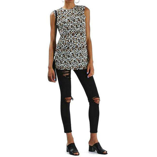 Topshop Camisole Strappy Dressy Sexy Machine Washable Top multi Image 1