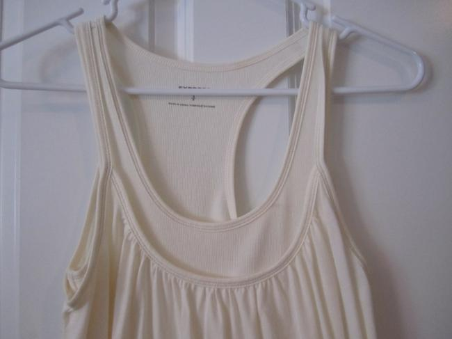Express Racerback Top Off White Image 1
