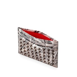Christian Louboutin Kios Spikes Card Holder