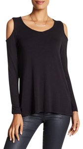 Bobeau Cold Shirt Tunic