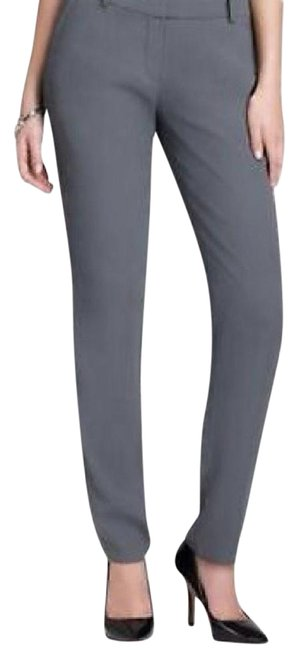 Eileen Fisher Trouser Slim Straight Leg Jeans-Light Wash Image 0
