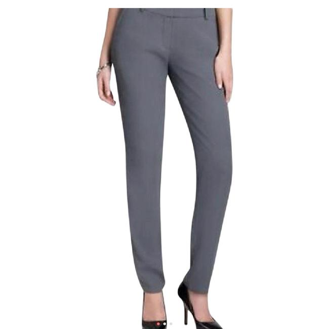 Eileen Fisher Trouser Slim Straight Leg Jeans-Light Wash Image 3
