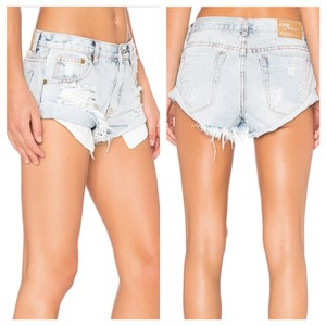 One Teaspoon Cut Off Shorts