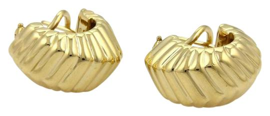 Preload https://img-static.tradesy.com/item/21382868/tiffany-and-co-yellow-gold-cordis-fancy-grooved-design-huggie-earrings-0-1-540-540.jpg
