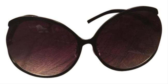 Item - Black Whimsical Fancy Sunglasses